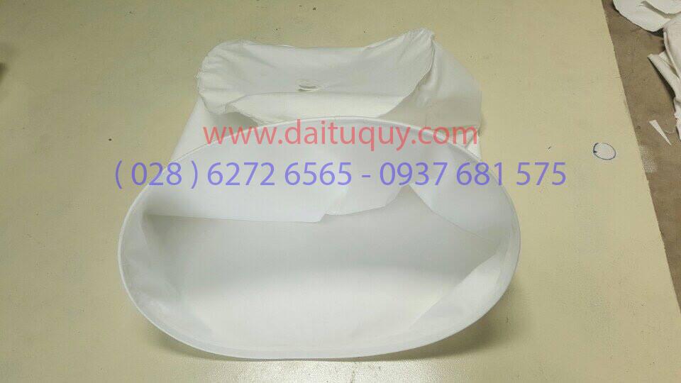 Túi lọc bụi công nghiệp giá rẻ và chất lượng tại quận Bình Tân 0